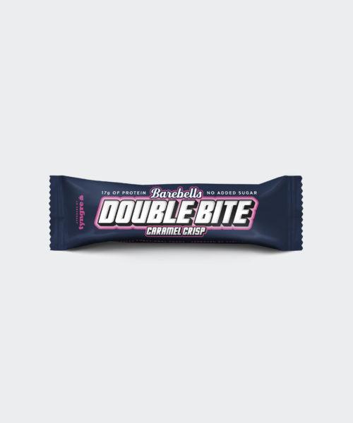 Tyngre Barebells Double bite Caramel Crisp