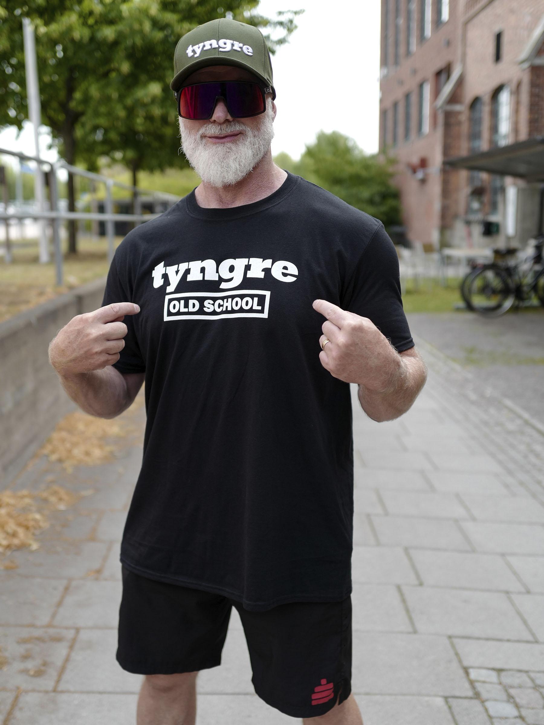 Old School T-shirt Herr