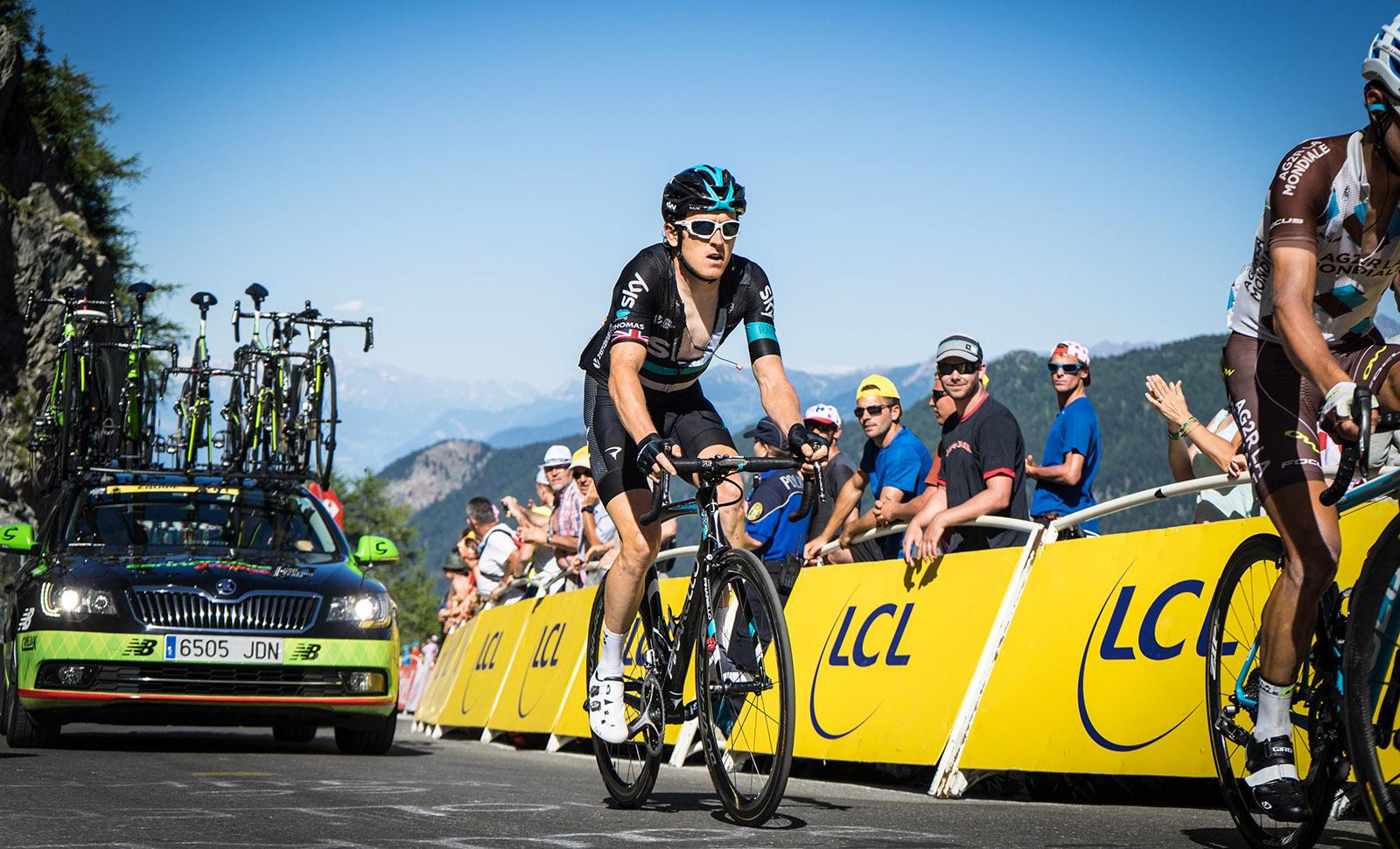 Inför Tour de France med Richard Larsén