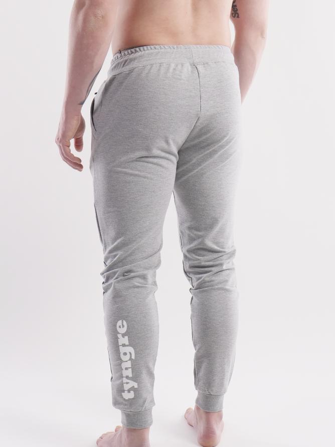 Sweatpants Work Tyngre Light Gray Herr