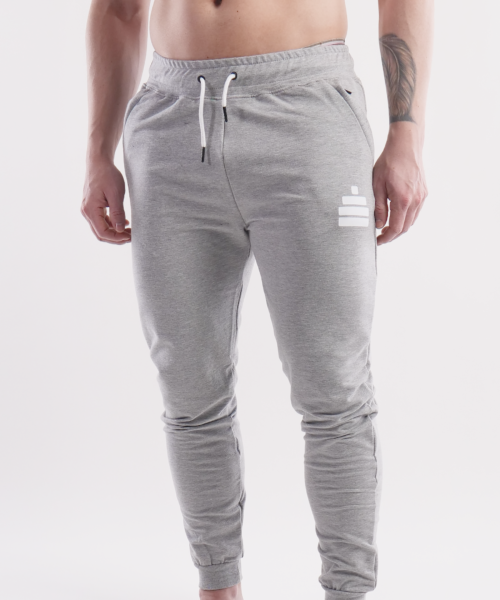 Sweatpants Work Tyngre Light Gray Herr
