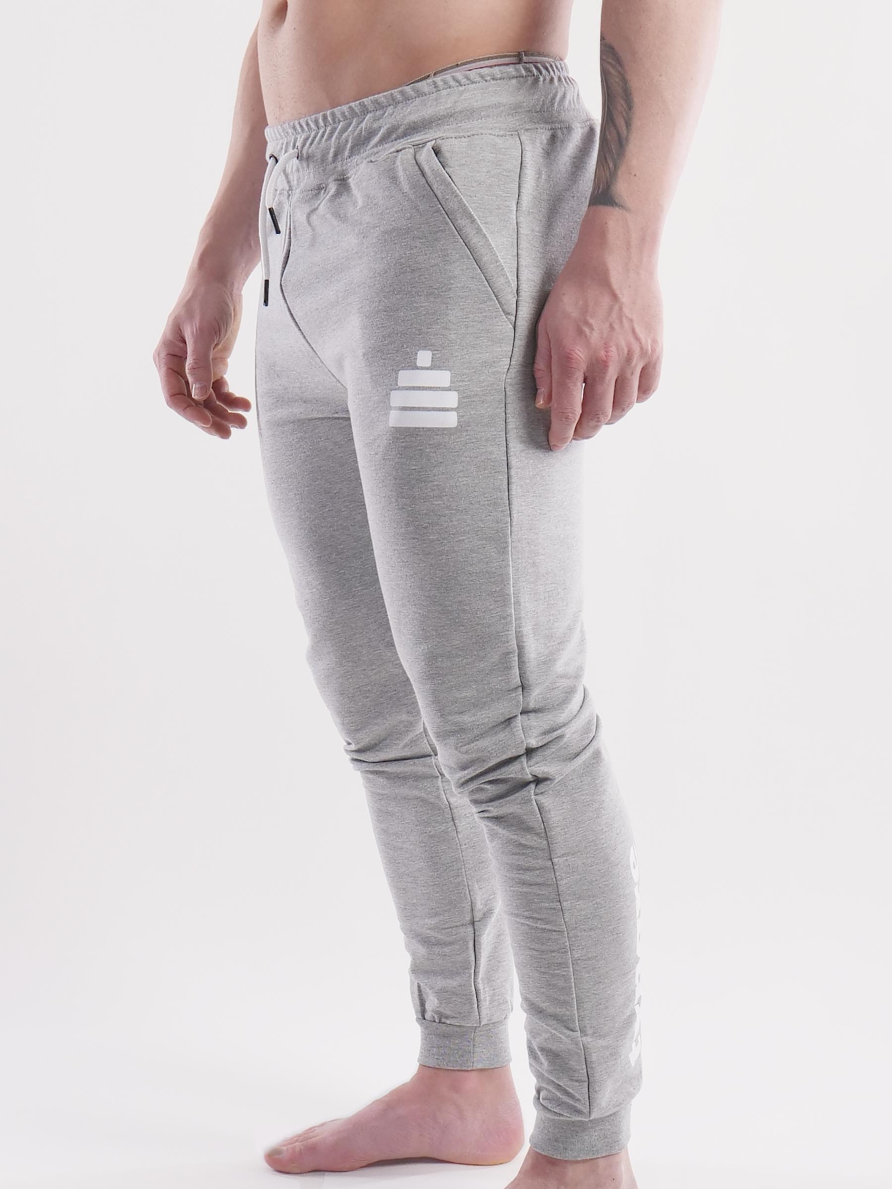 Sweatpants Work Mens Light Gray