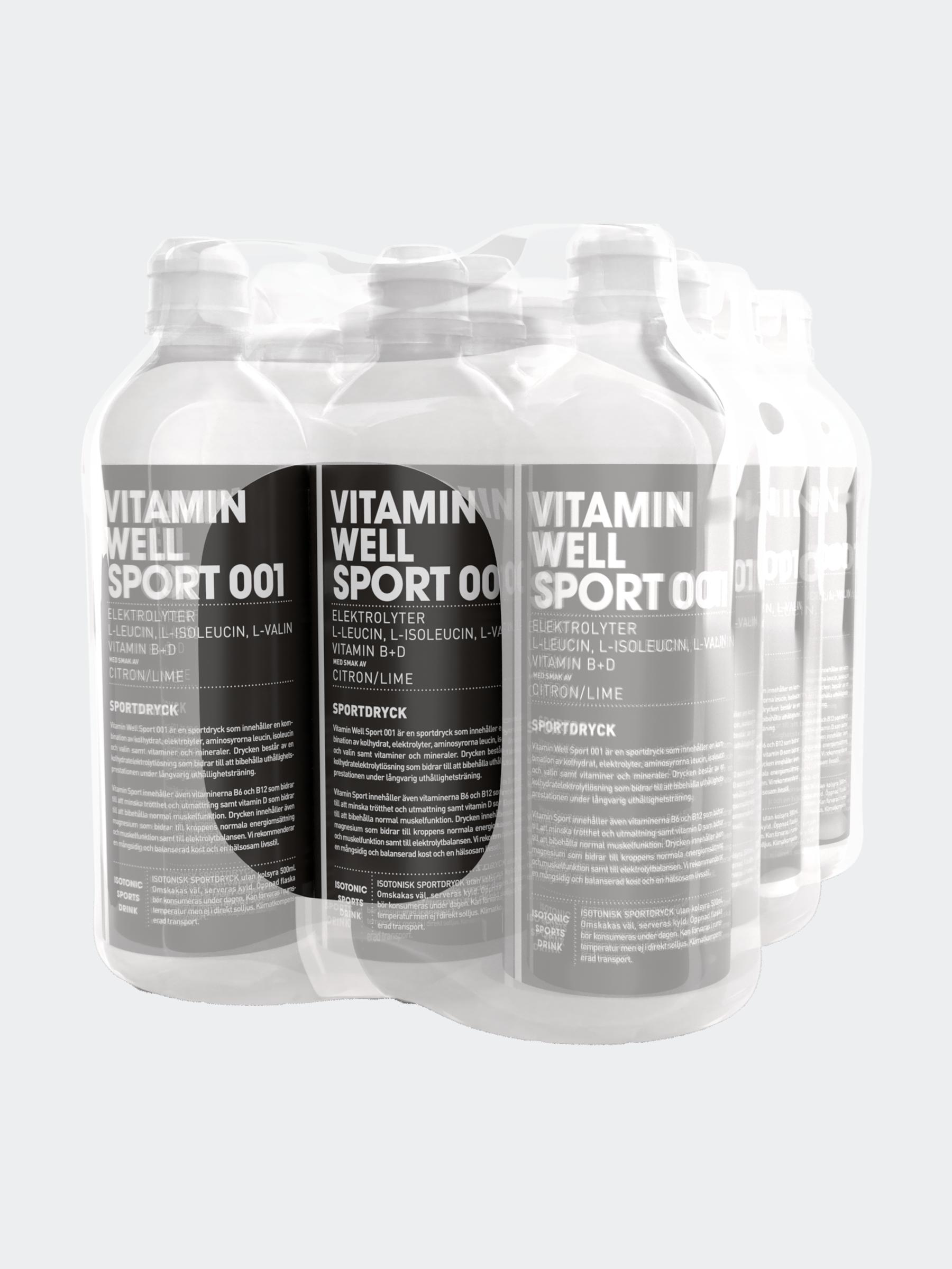 Vitamin Well Sport 001