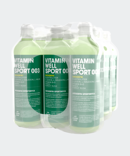 Vitamin Well Sport 003 12-pack