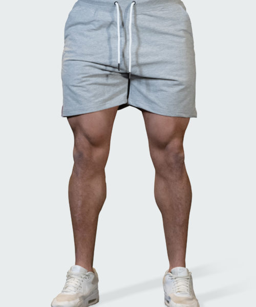 Sweatshorts Work Mens Light Gray