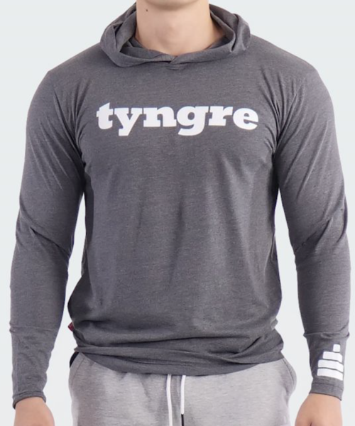 Tyngre Hoodie Flow Herr Tunn hoodie