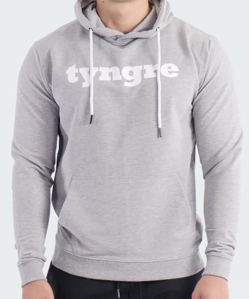 Tyngre Hoodie Light Grey