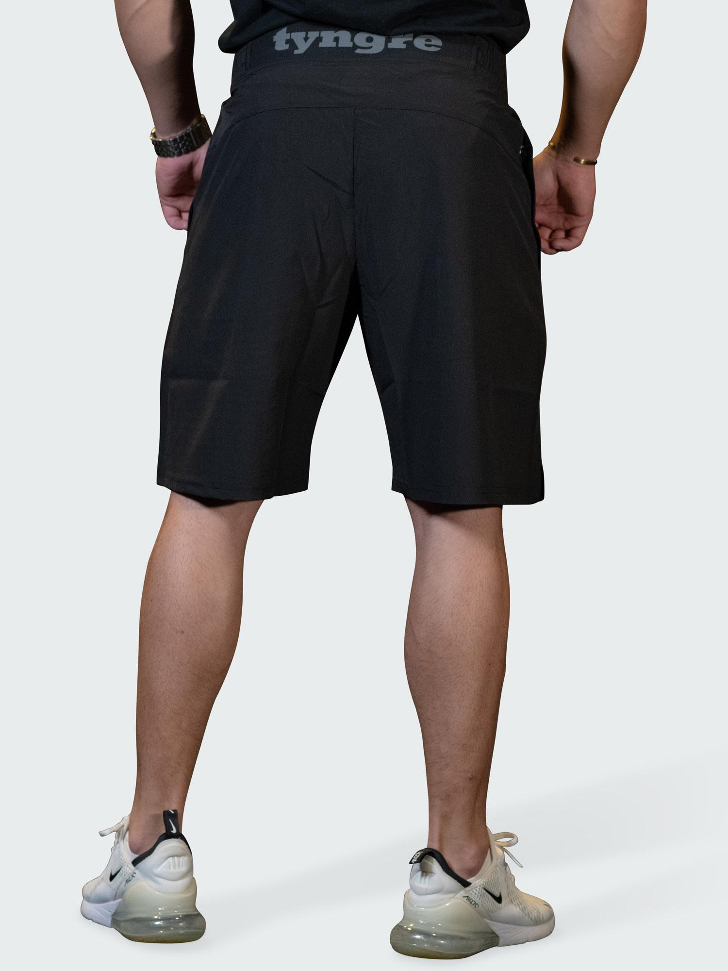 Shorts Breathe Mens Black