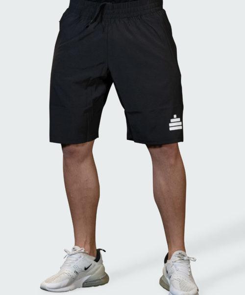 Tyngre Shorts Svarta Herr Breathe Funktion