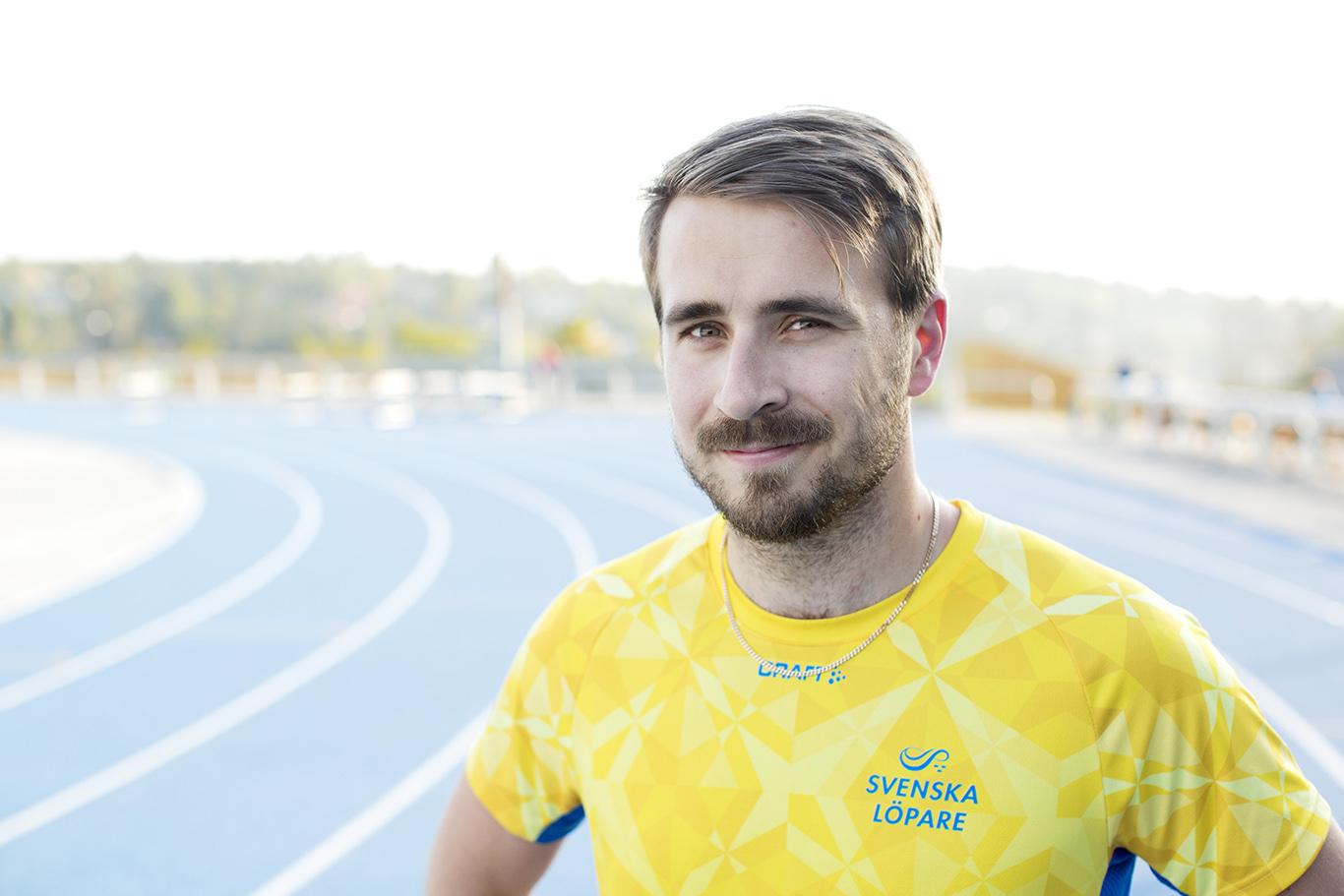 Löpning med Daniel Cortobius