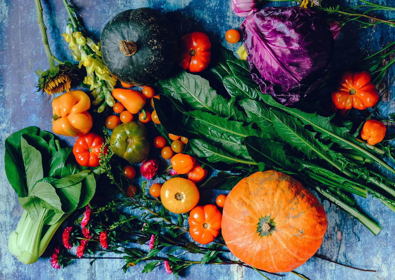 Mer fiber genom ett större intag av grönsaker och baljväxter – med mindre känsla av uppoffring