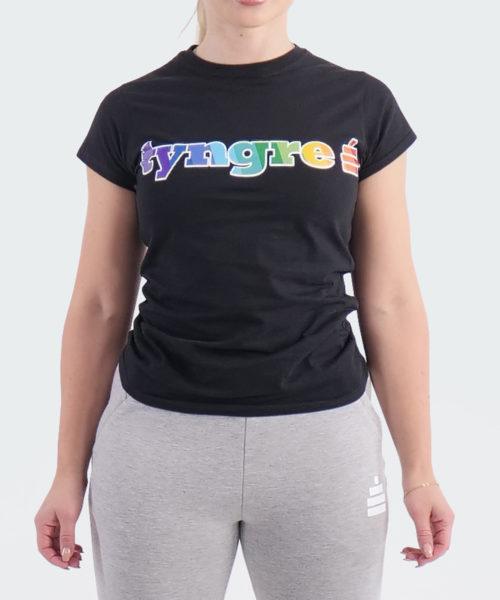 Rainbow T-shirt Dam