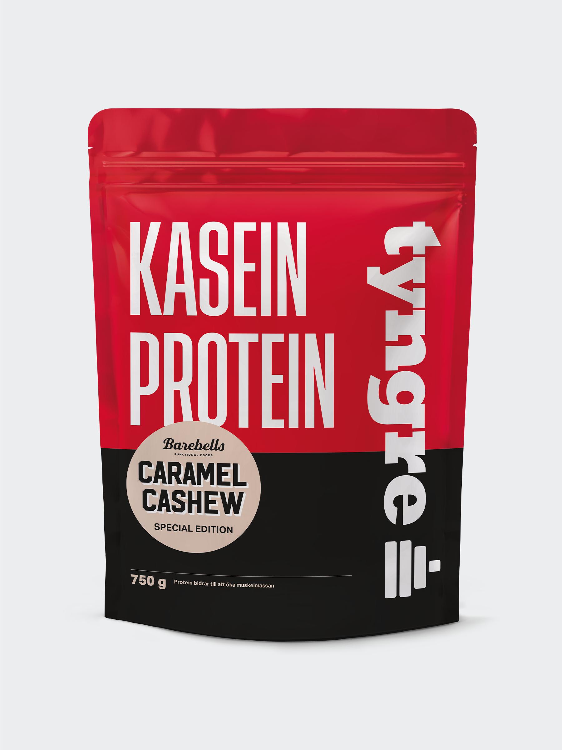 Kasein Caramel Cashew 750 g