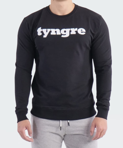 Sweatshirt Work Mens Black