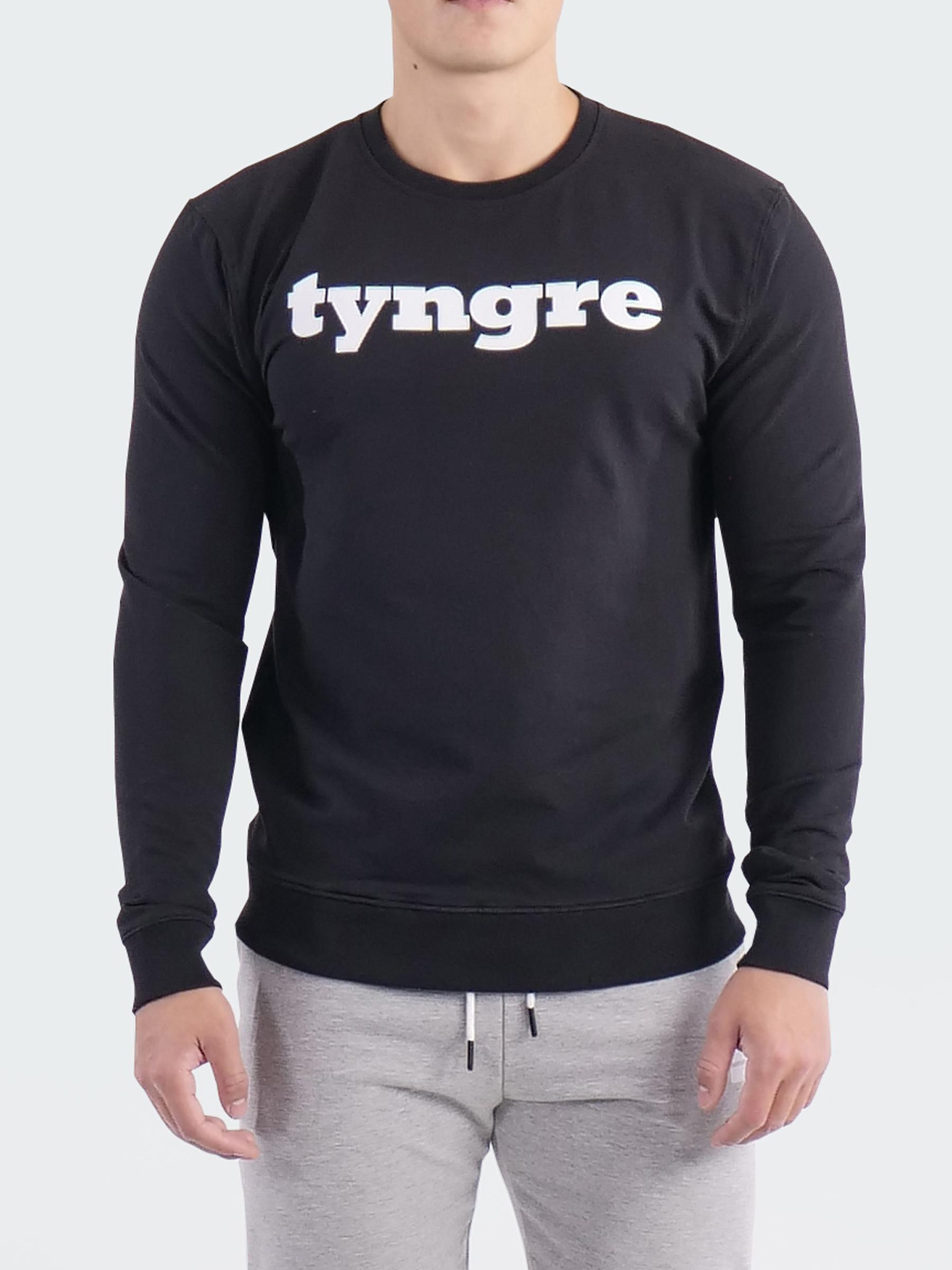 Sweatshirt Work Mens Black