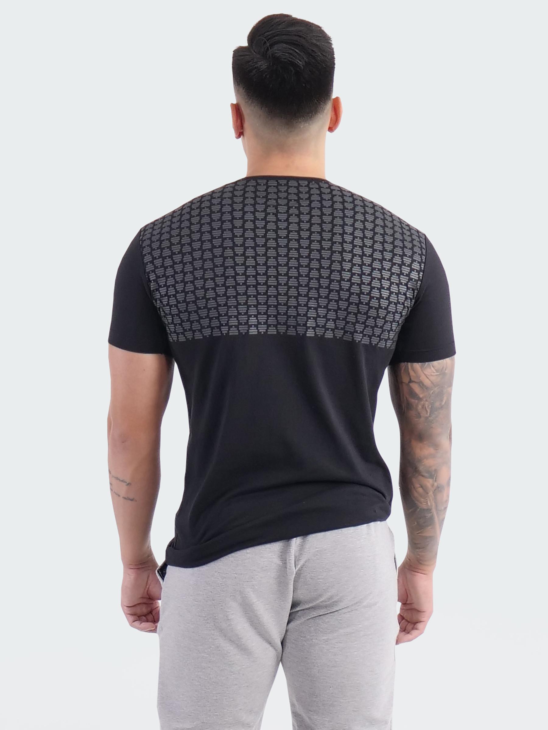 T-Shirt Power Mens Black