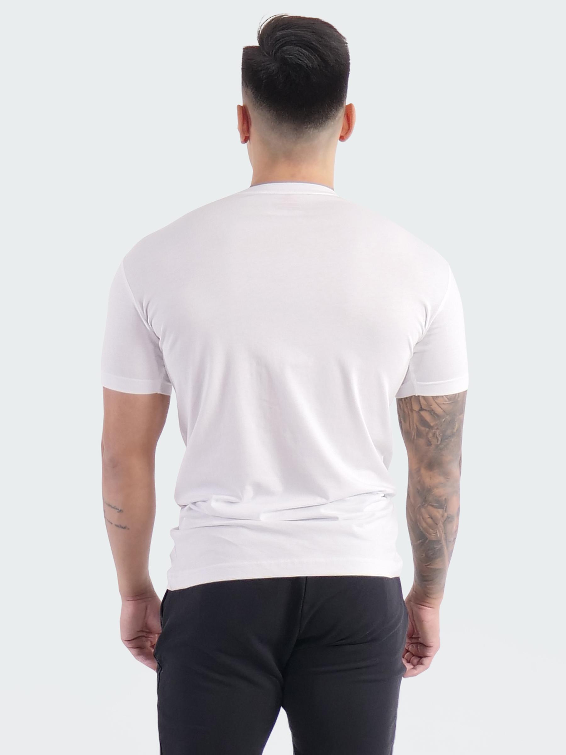 T-Shirt Logo Mens White