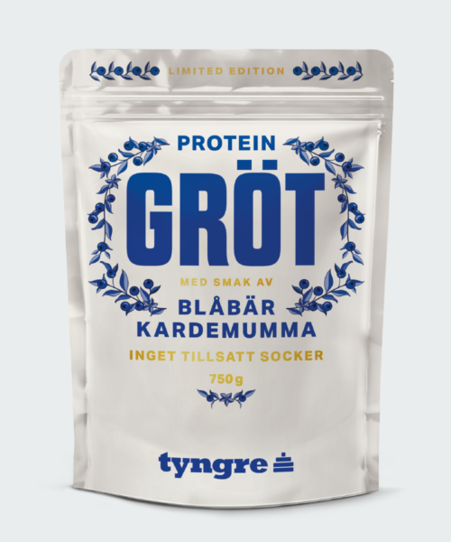Tyngre Grötmix Blåbär Kardemumma