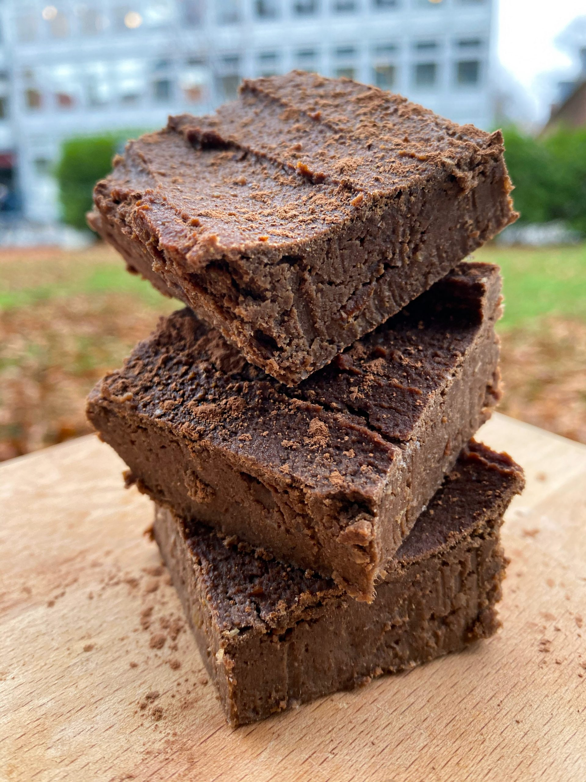 proteinrika brownies