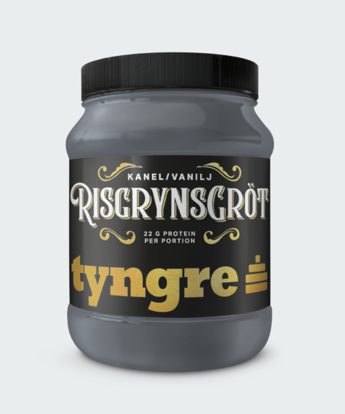 Tyngre Grotmix Risgrynsgrot