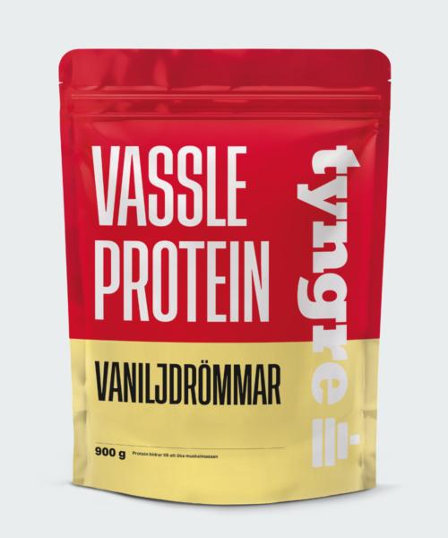 Tyngre Vassle Vaniljdrömmar 900 g