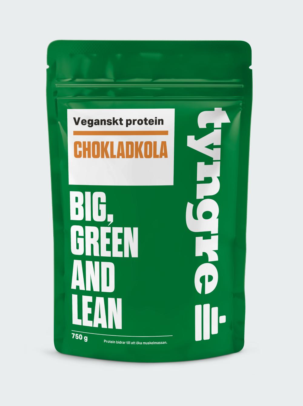 Tyngre x Barebells – Veganpaket