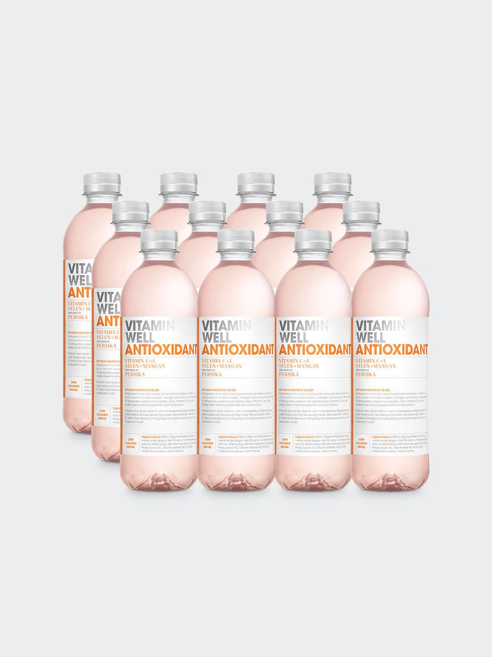 Vitamin Well Antioxidant 12-pack