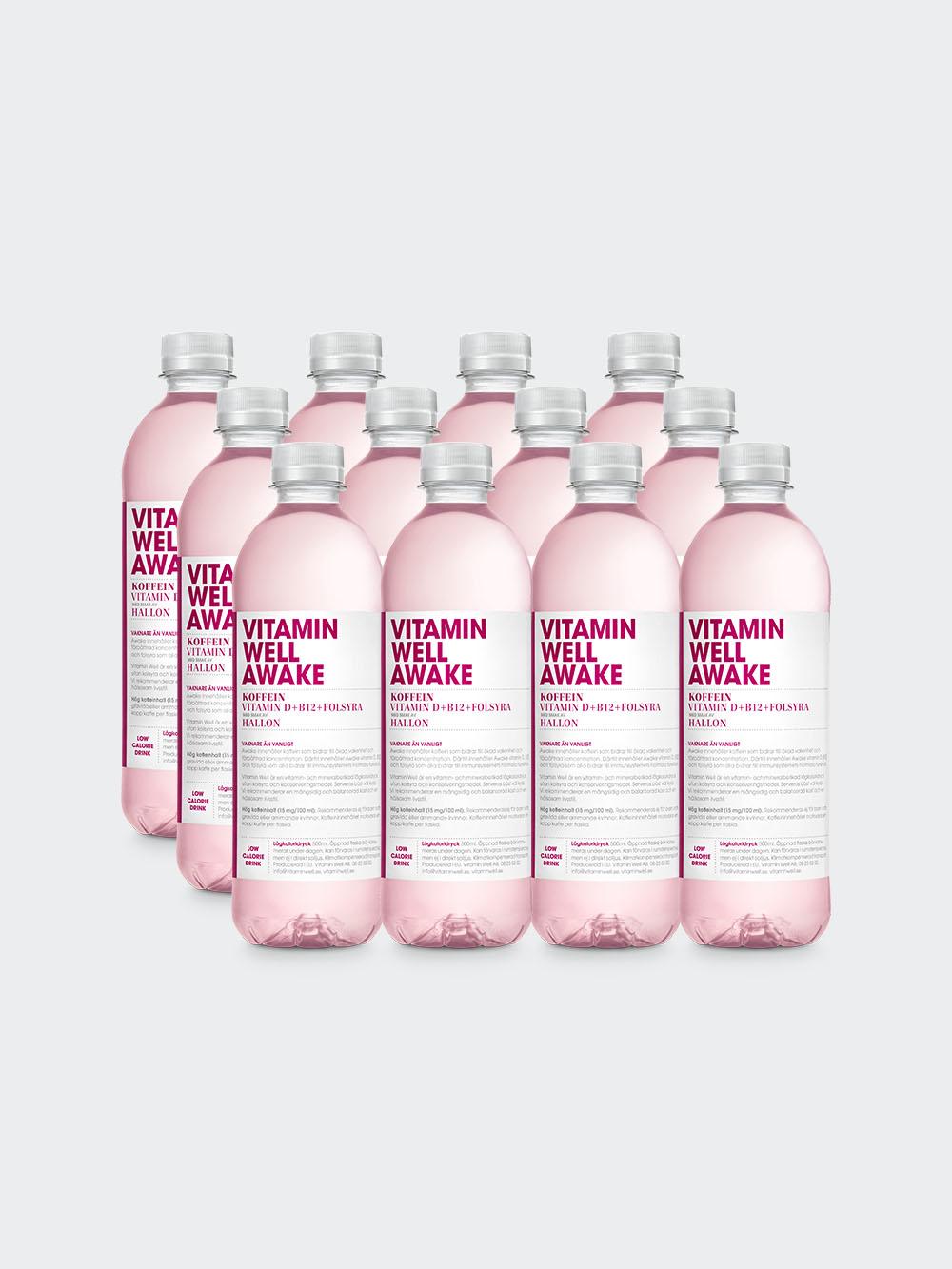 Vitamin Well Awake 12-pack