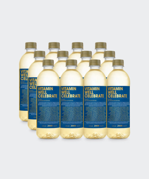 Vitamin Well Celebrate 12-pack