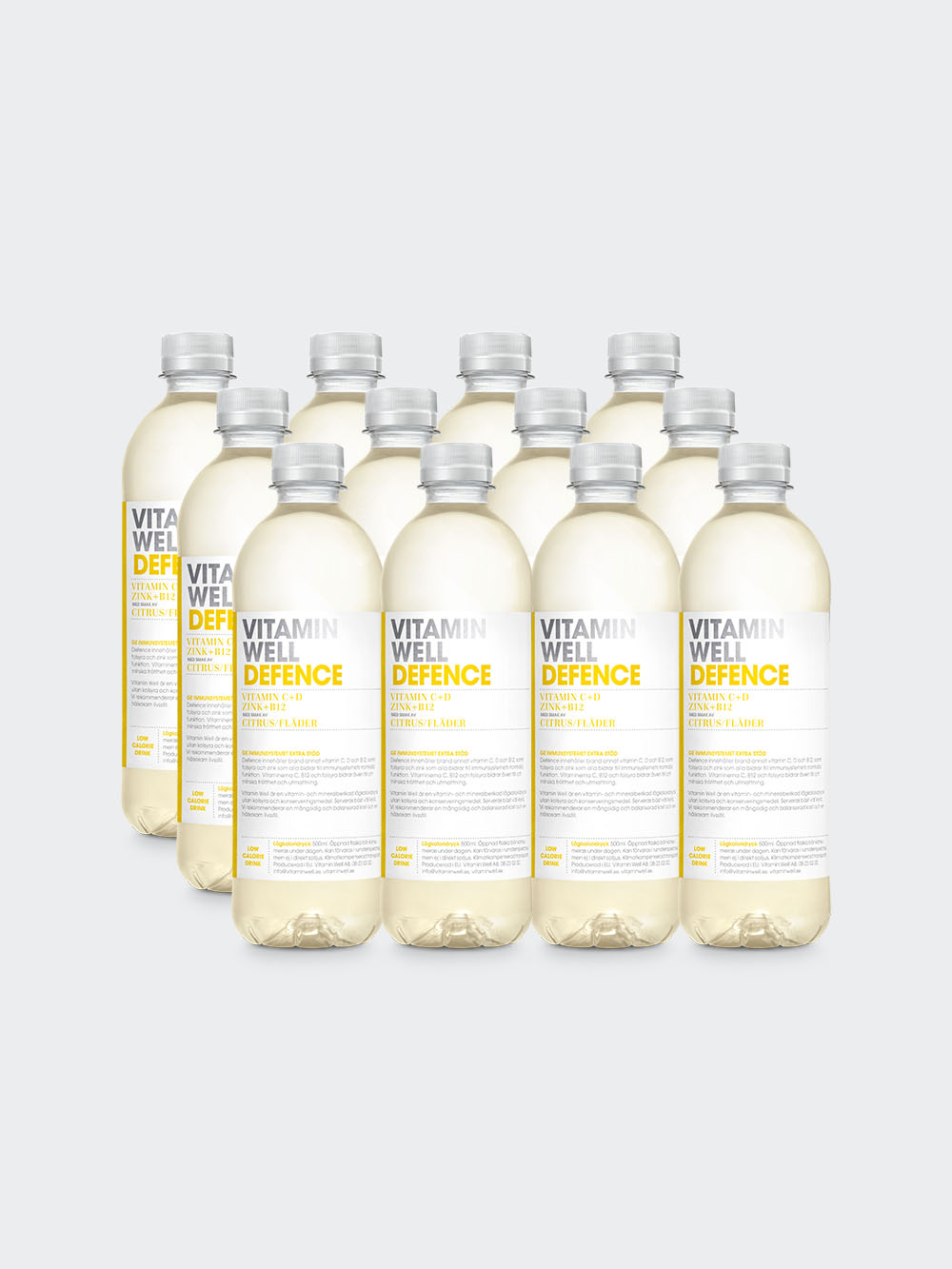 Vitamin Well Defence 12-pack