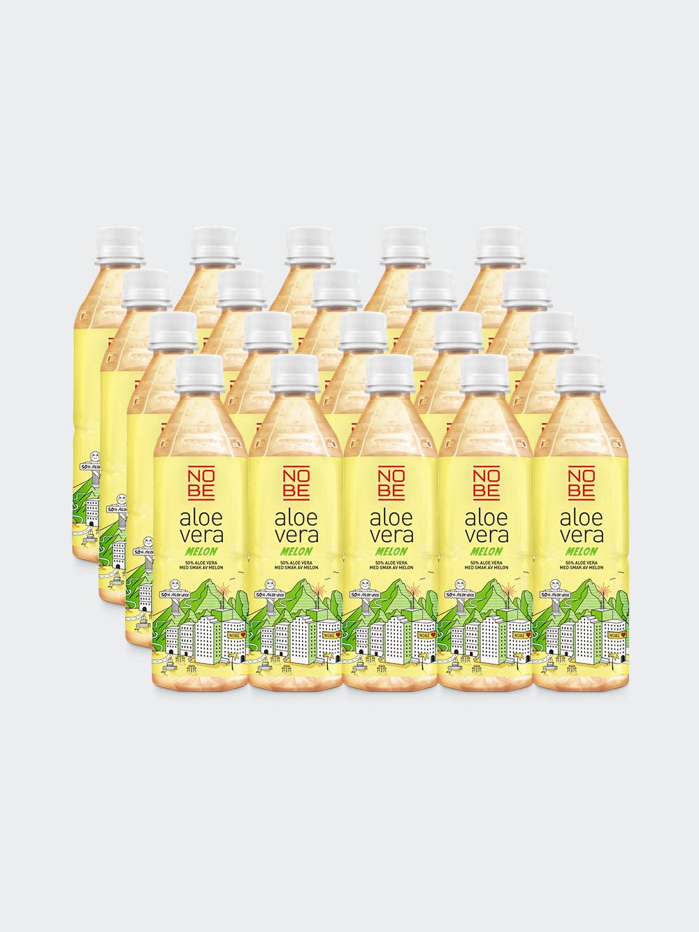 NOBE Aloe Vera – Melon 20-pack