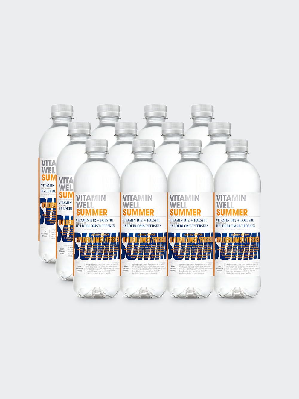 Vitamin Well Recover 12-pack