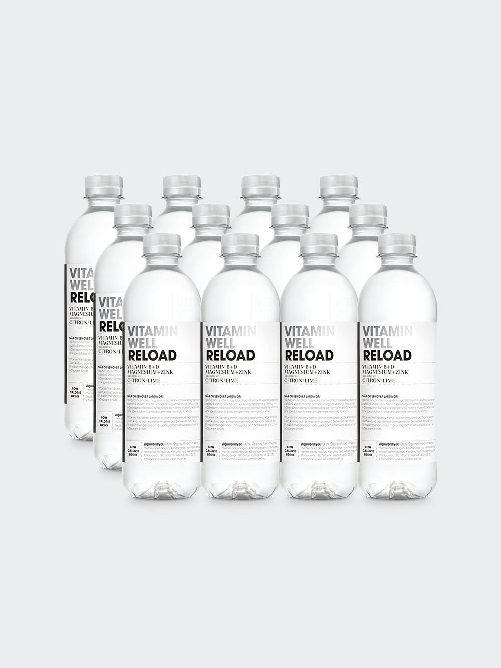 Vitamin Well Reload 12-pack