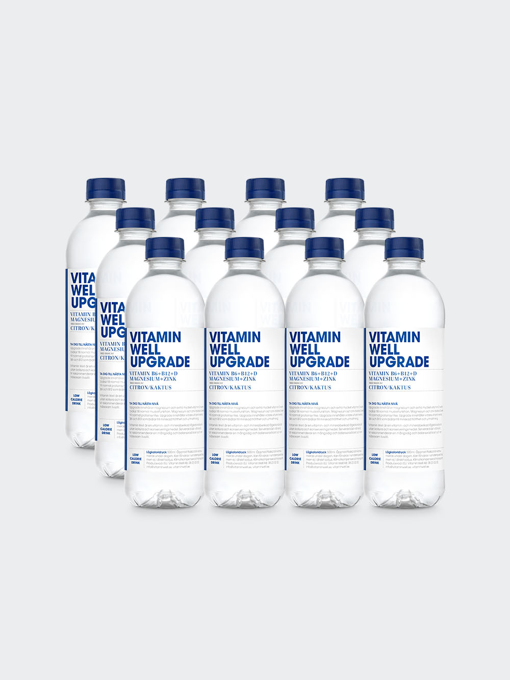Vitamin Well Upgrade 12-Pack