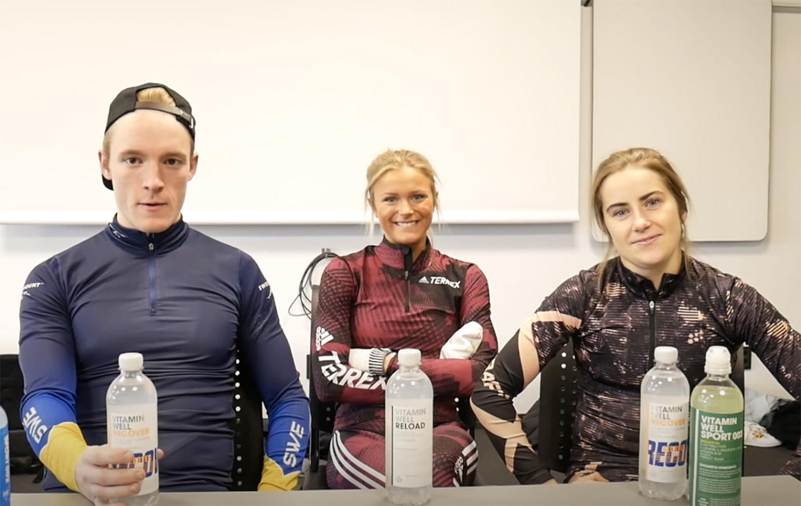 Vem är värst? Frida Karlsson, Sebastian Samuelsson eller Ebba Andersson?
