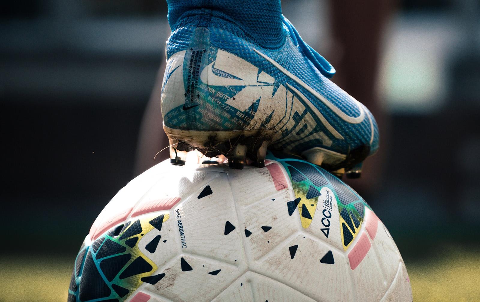 Fotboll under en pandemi
