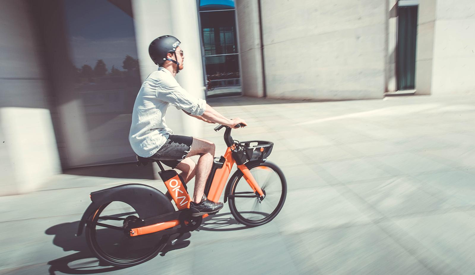 Aktiv pendling och el-cyklar för hälsa under Coronapandemin