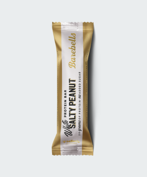 Barebells White Salty Peanut 12-pack Tyngre
