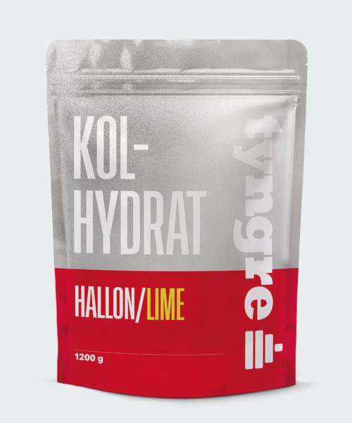 Tyngre Kolhydrat Hallon/Lima