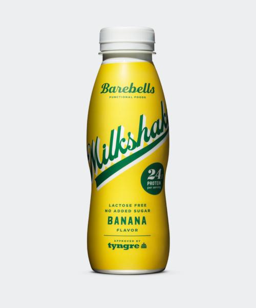 Barebells Milkshake Banana