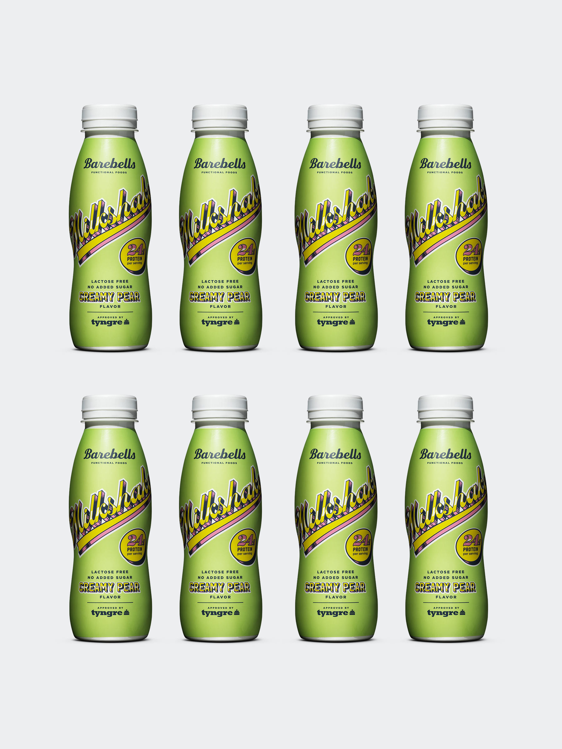 Barebells Milkshake Creamy Pear 8-pack