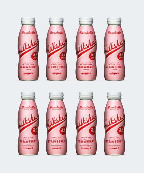 Barebells Milkshake Strawberry
