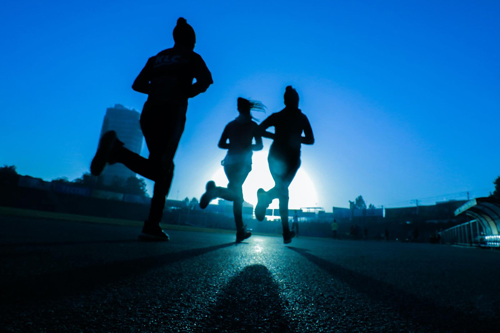 Så lite behöver du träna för att bibehålla din kondition