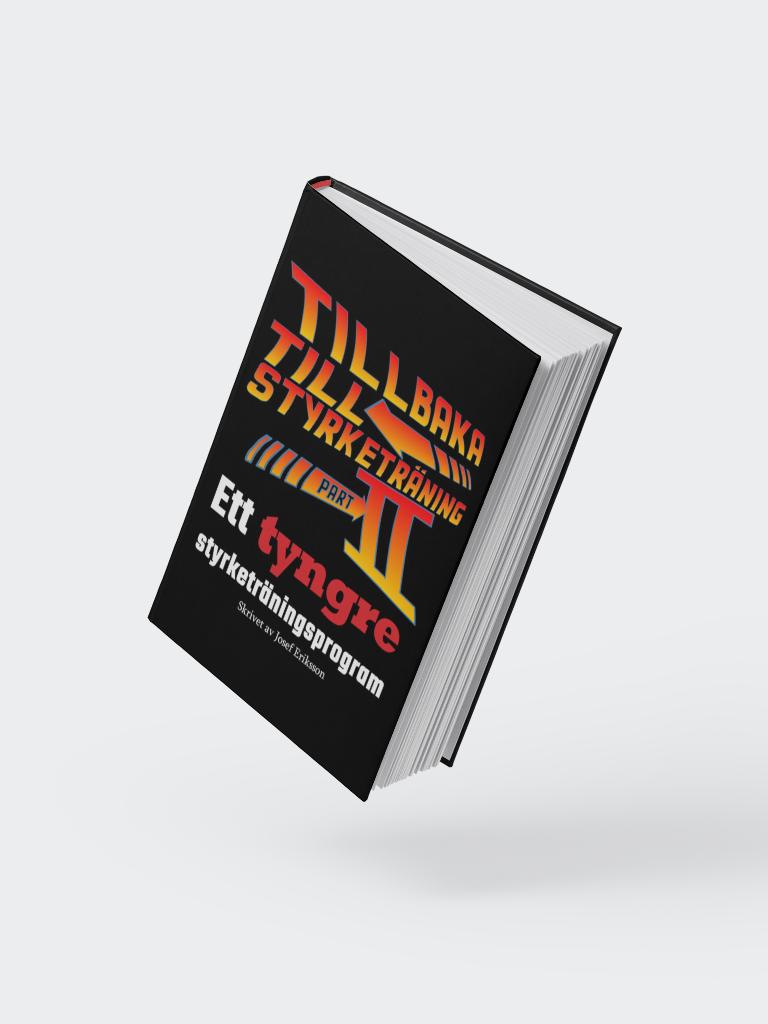 Tillbaka till Styrketräning Del II (e-bok)