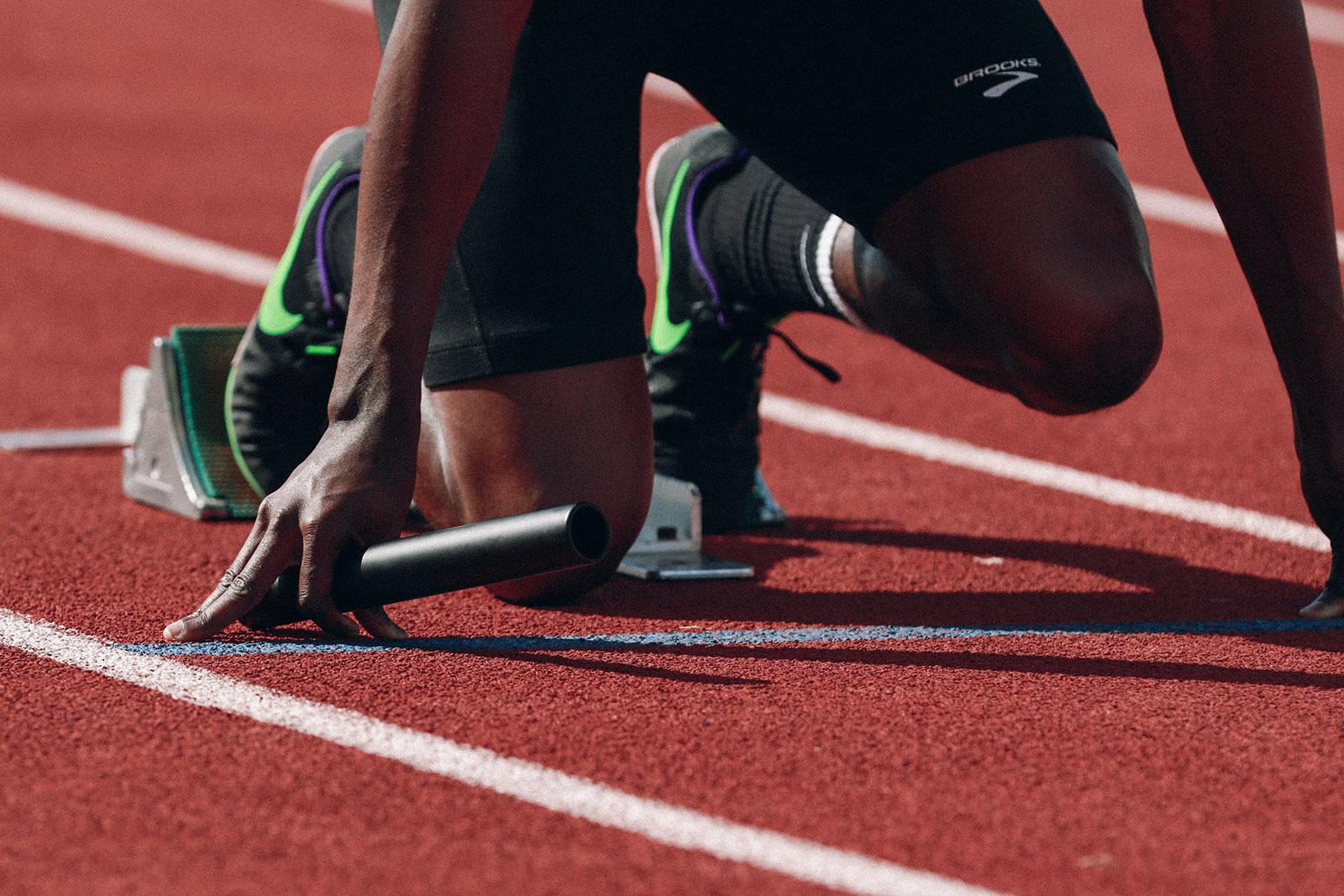 För lågt energiintag hos idrottare