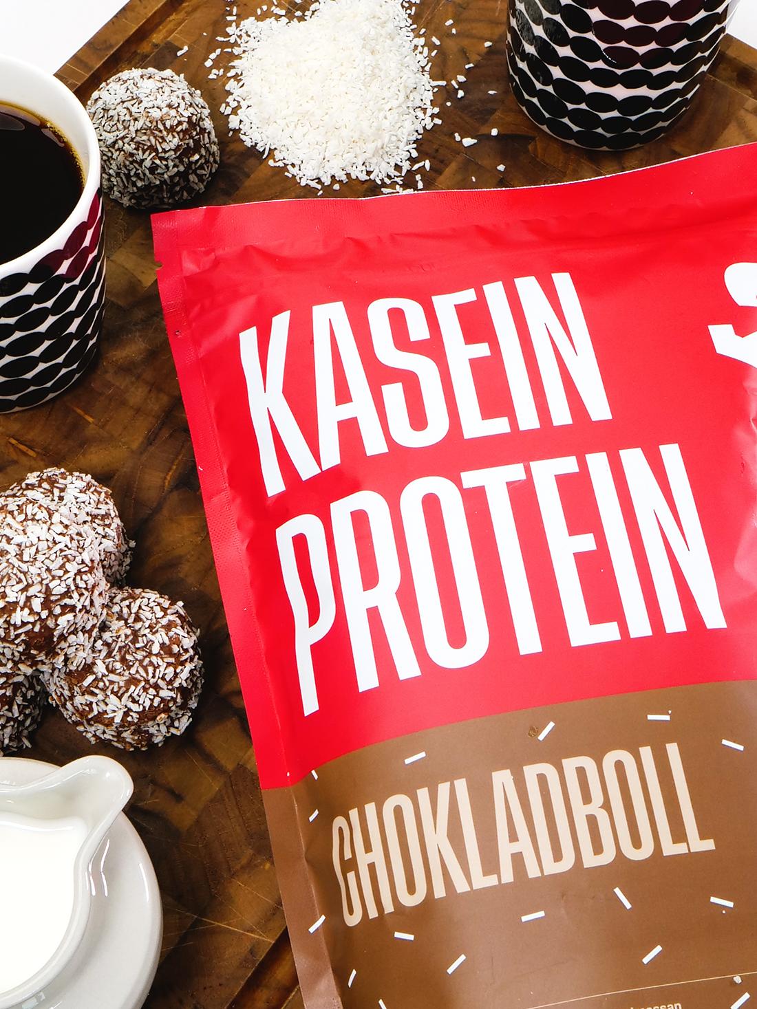 Kasein Chokladboll 750 g