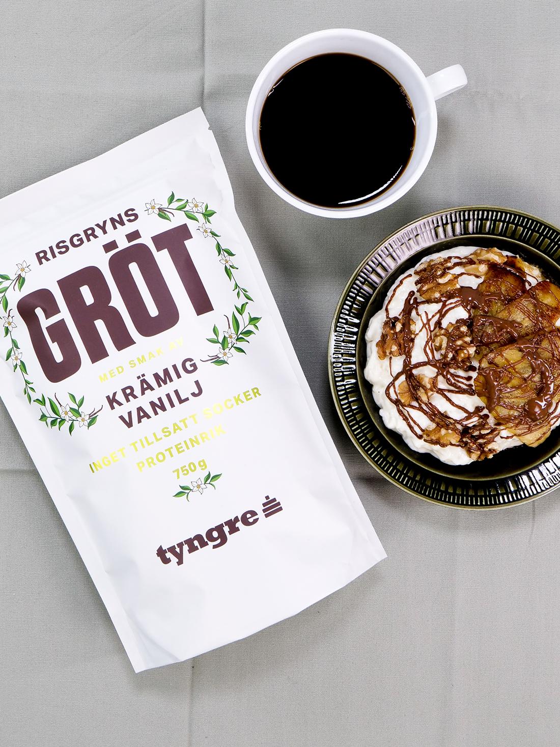 Risgrynsgröt krämig vanilj 750 g