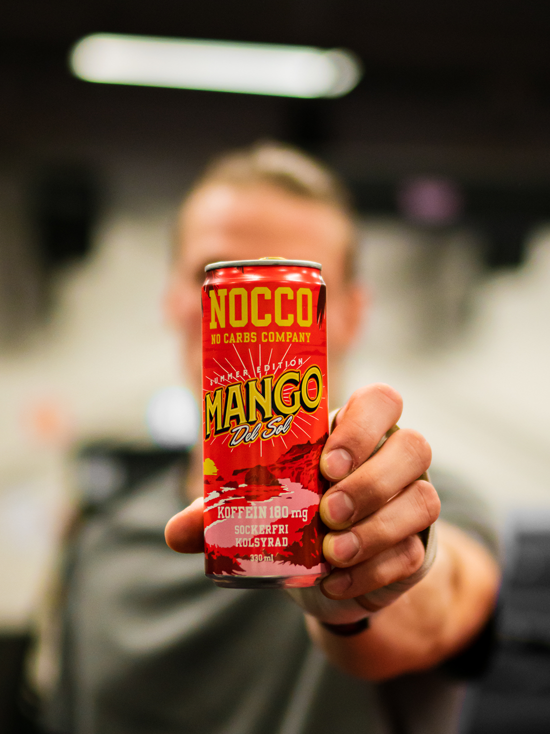 NOCCO Mango Del Sol