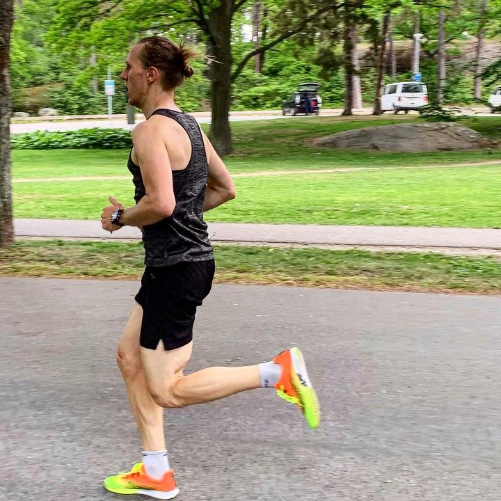 Wille om löpning, cykling och om varför tyngre vikter är bättre för styrka