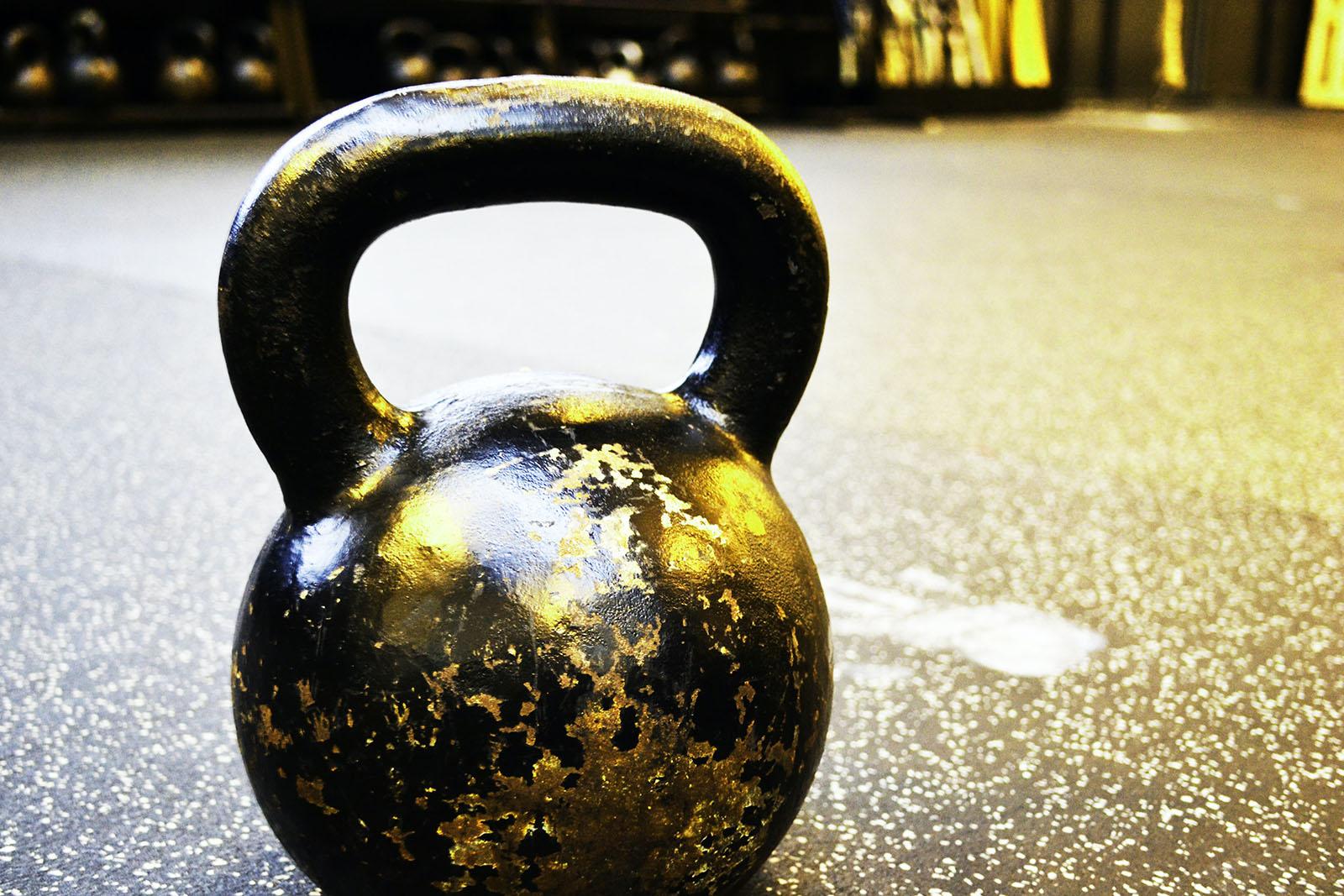 Vad skiljer kettlebellträning från vanlig styrketräning?